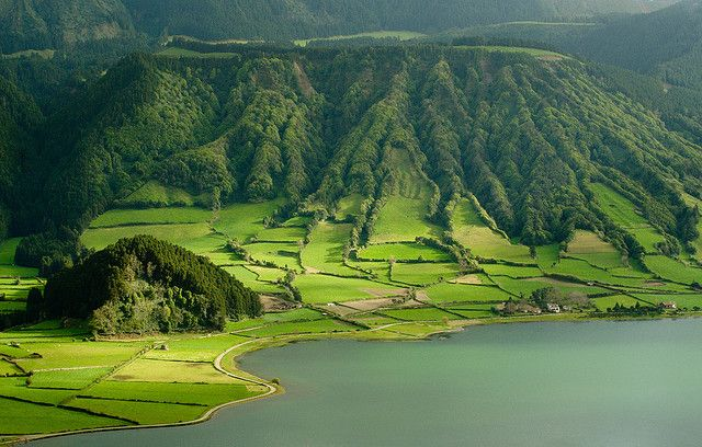 Azores - PORTUGAL (Been here, it's absolutely amazing!) (photography, photo, picture, image, beautiful, amazing, travel, world, places, nature, landscape)
