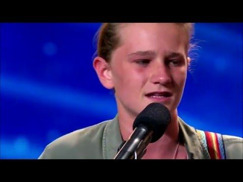 Fletcher Pilon 'Infinite Child' Australias Got Talent 2016 Audition HD - YouTube