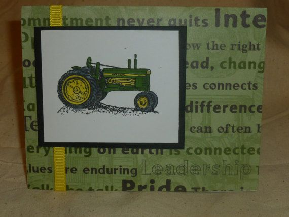 Tractor Valentine Cards : Best images about tractor cards on pinterest