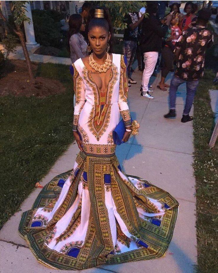 285 Best African Prom Dresses Images On Pinterest