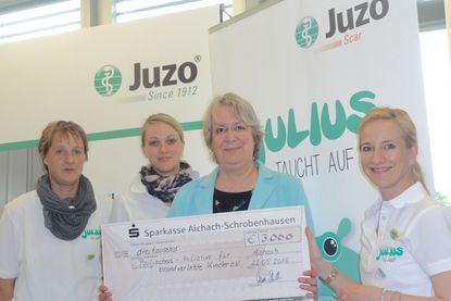 3.000 Euro für Paulinchen e.V.