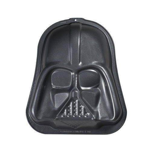 Star Wars Moule à Gâteau Darth Vader Dark Vador: Schwarz,aus Teflonbeschichtetem Carbonstahl. : Amazon.fr: Cuisine & Maison