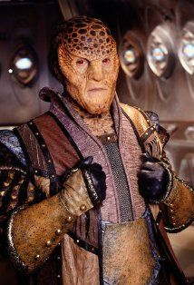 Andreas Katsulas - Greek American actor (May 18, 1946 - February 13, 2006) most known for his role in Babylon 5 but also featured in many films (Hot Shots!, The Fugitive, Executive Decision etc)