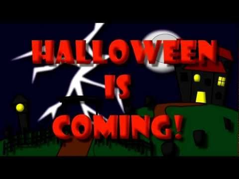halloween for kids youtube