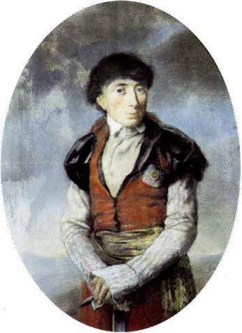 Jan Potocki после 1804
