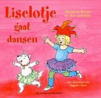 Prinses Liselotje is gek op dansen. Haar vader de koning ook, dus gaan ze samen op dansles. De koning krijgt ook een mooie tutu van de juf! Oblong ...