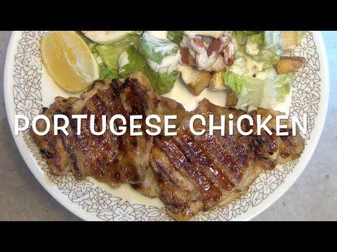 Portugese Chicken Tefal Optigrill cheekyricho video recipe episode 1,014 - YouTube