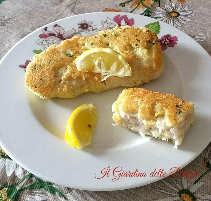 Merluzzo+in+pastella+di+mandorle+frullate