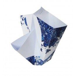 Vouwvaas Delfts Blauw, ontwerp Hendrik & Holland shop.holland.com