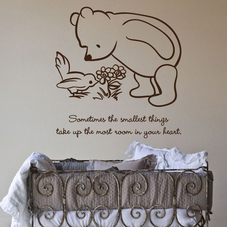 Winnie The Pooh Wall Art 43 best classic pooh nursery ideas images on pinterest | nursery