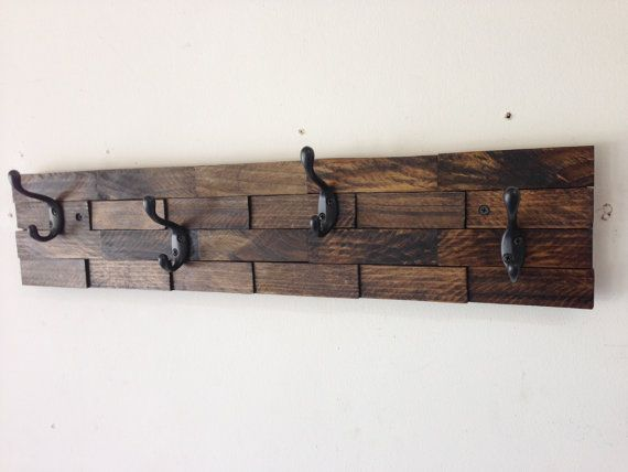 Best 25+ Wall coat hooks ideas on Pinterest | Rustic coat ...