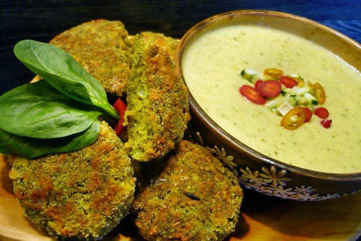 Brokolicové fašírky pečené v rúre (fotorecept) - Recepty - Varecha.sk