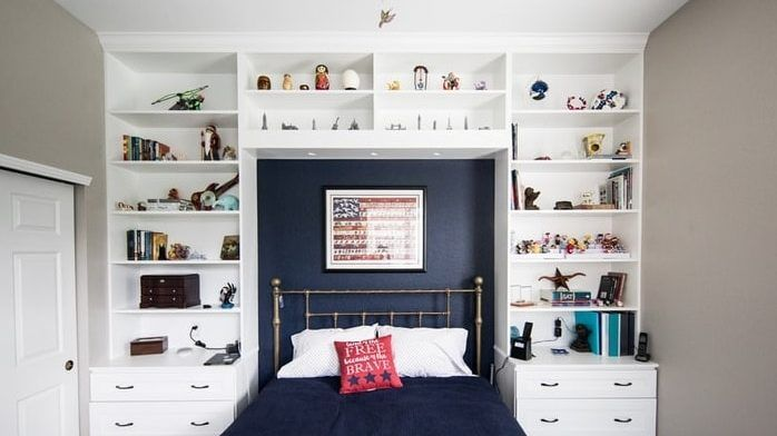 Come arredare una camera da letto piccola | Idee per la casa ...