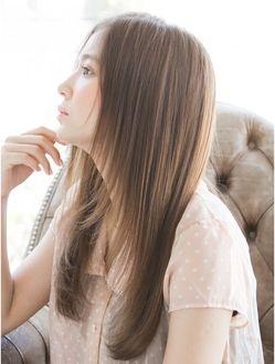 リリアン 表参道店(relian)自然な縮毛矯正/ベージュ系カラーが絶対にオススメのリリアン