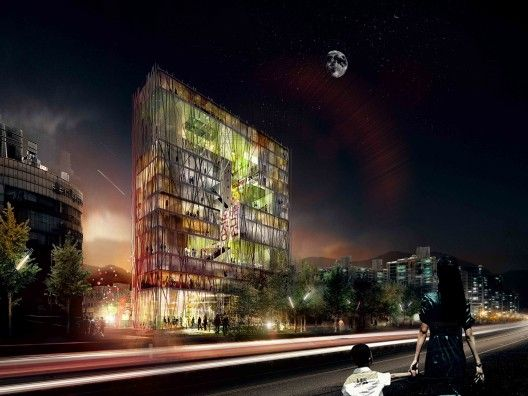Entry by STL Architects