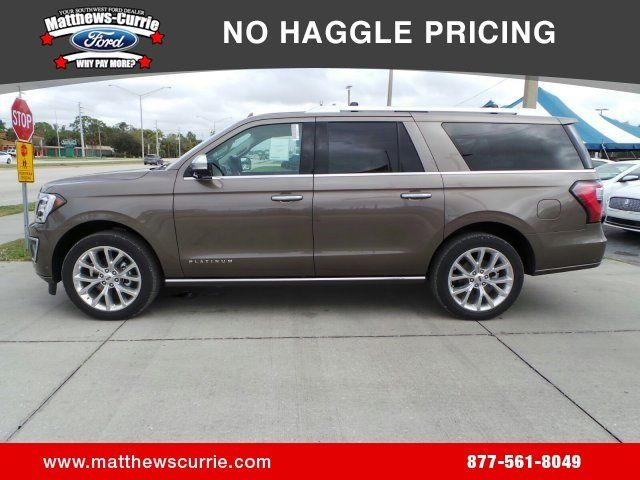 New 2018 Ford Expedition Max 4wd Platinum For Sale In Nokomis Fl 34275 Sport Utility Details 476711398 Autotrader Ford Expedition Ford Suv Autotrader