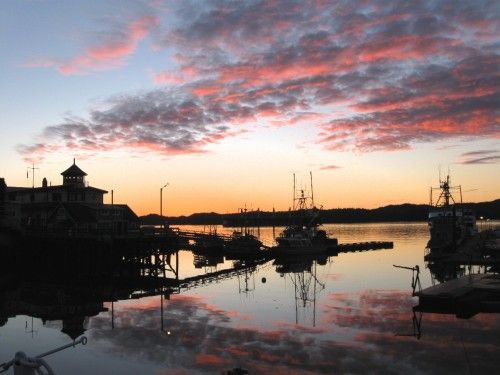 Eagle Bluff Lighthouse Bed & Breakfast, a Prince Rupert Bed and Breakfast and Member of BCBBIG