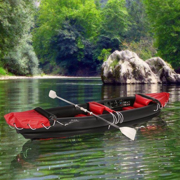 INFLATABLE CANOE (2 PERSON) - Geeks Buy Gadgets