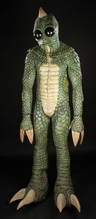 Sleestak Creature Costume Prop Store Ultimate Movie Collectables