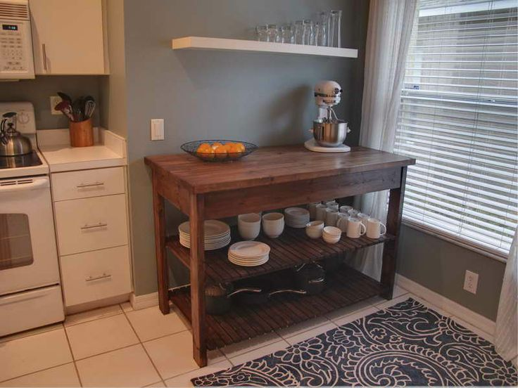 Simple Kitchen Island Plans best homemade kitchen island plans pictures - home decorating
