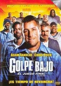 """Película: """"Golpe Bajo: El Juego Final (The Longest Yard) (2005)"""""""