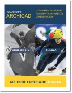 Yours is no ordinary firm. ArchiCAD is no ordinary BIM.