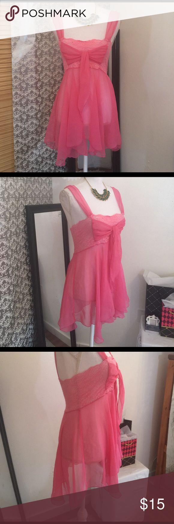 Victoria's Secret pink lingerie Size p Victoria's Secret Intimates & Sleepwear