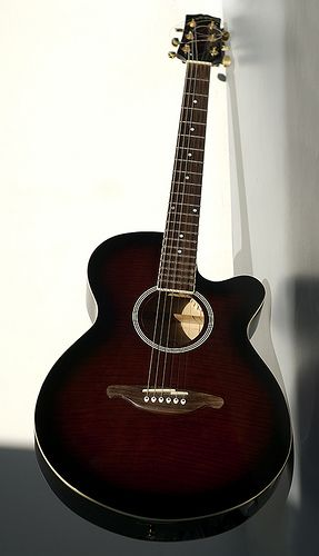 guitar by victor.lavrentev, via Flickr