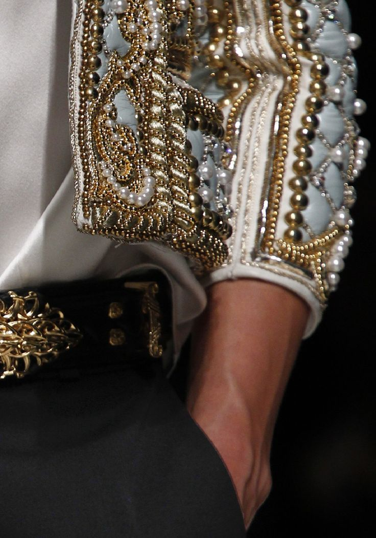 Always Sparkle....Gorgeous..Balmain