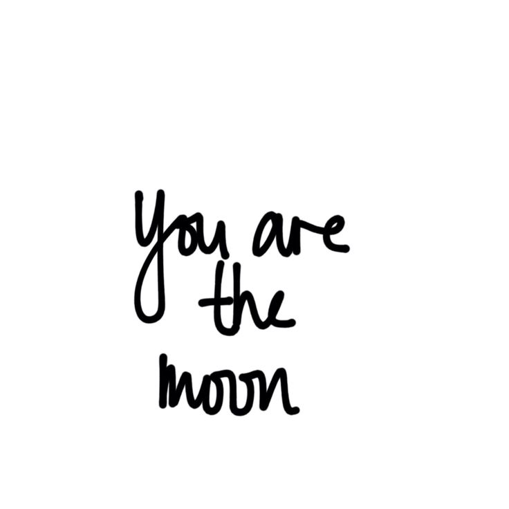 Because you are.