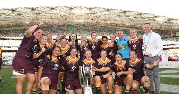 The Australian Rugby League Commission Has Confirmed The Third Season Of The Nrl Women S Premiership Will Take Place I Nrl Australian Rugby League Womens Rugby