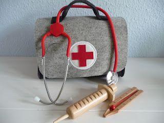 Mein buntes uNÄHversum: Ein Arztkoffer ...