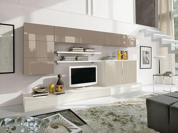 11 best Parete soggiorno images on Pinterest | Living room, Tv walls ...