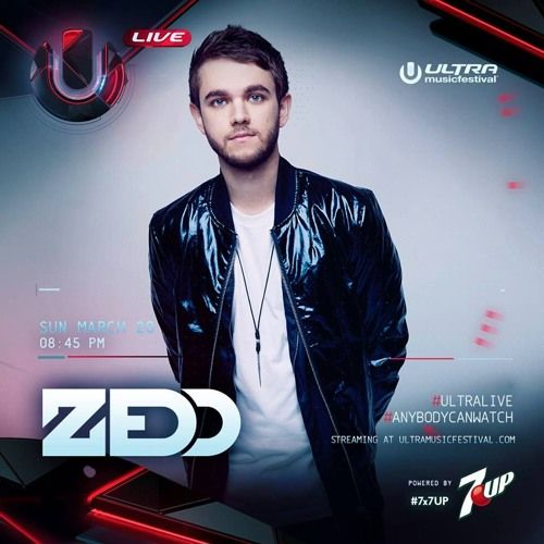 ZEDD - Live @ Ultra Music Festival 2016 (Free Download) by umf100