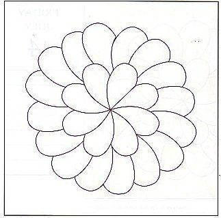Best 25+ Quilting stencils ideas on Pinterest   Hand quilting ... : free quilting motif patterns - Adamdwight.com