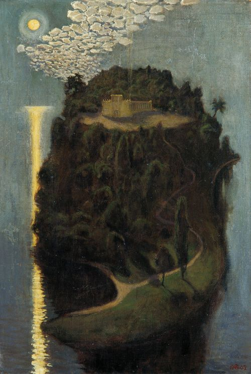 Akseli Gallen-Kallela The Island of the Blessed, 1902