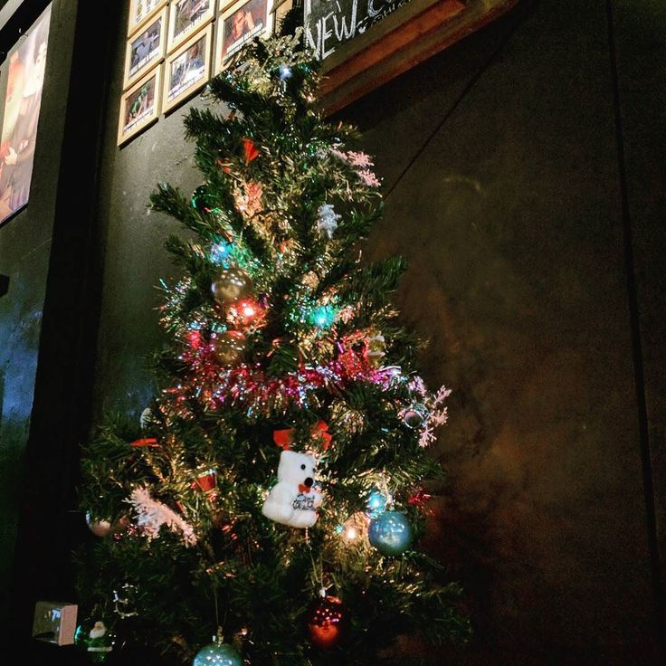 Kiasuness  to a new level! This year comes with an upsize Christmas tree!  #christmas #serangoon #serangoongardens #igsg #sgbar #kiasu