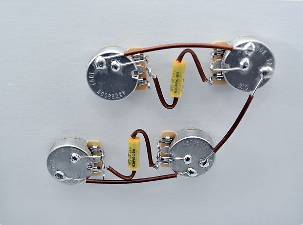 6dac7655f6c48097dd2cca5725becaaf 7 best les paul wiring harness images on pinterest best les paul wiring harness at n-0.co