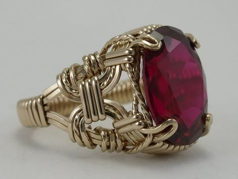▶ Wire-Wrapped Handmade Jewelry - YouTube Link to videos