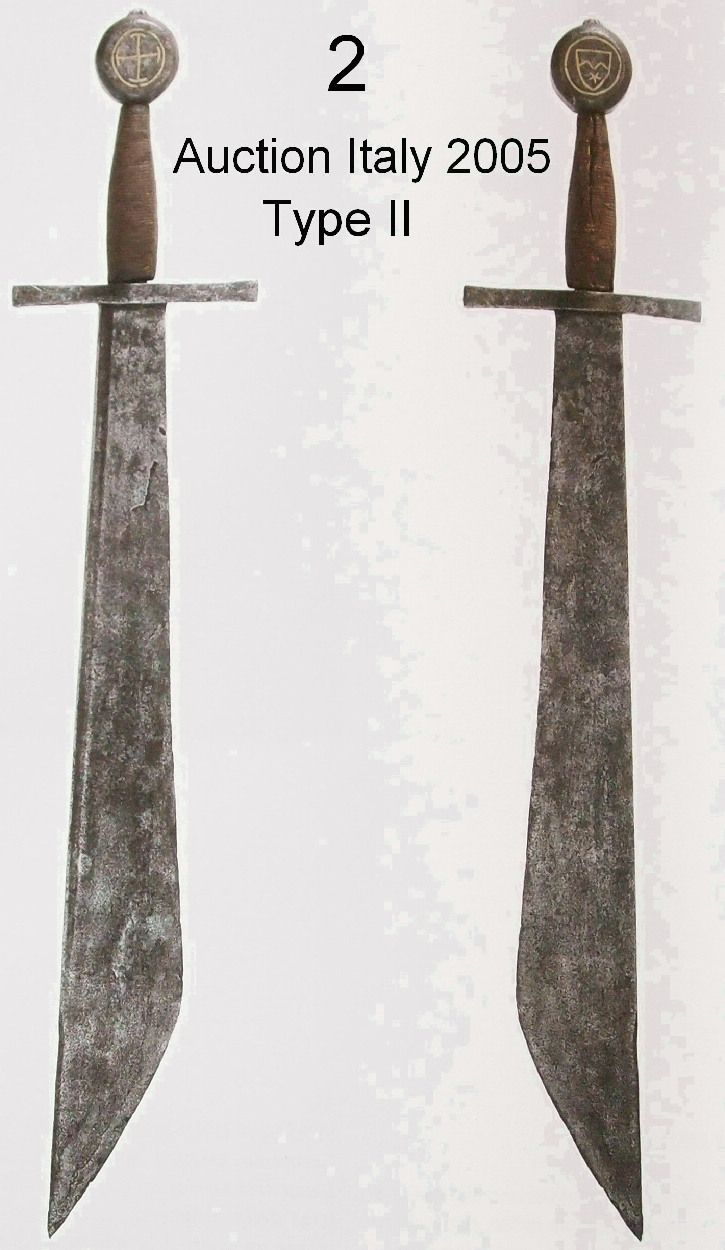 Medieval Falchion Sword 17 Best images about f...