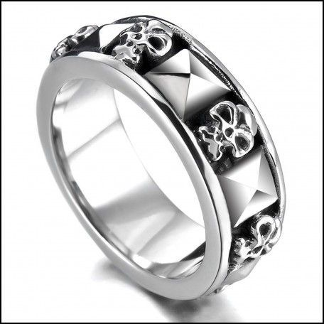 skull wedding rings for men - Skull Wedding Rings For Men