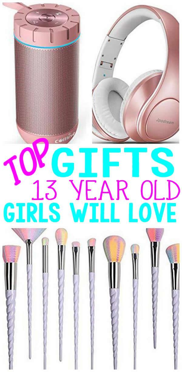 Gifts 13 Year Old Girls Best Gift Ideas And Suggestions For 13 Yr Old Girls Top Presents For A Birthday Gifts For Teens Tween Girl Gifts Cool Gifts For Teens
