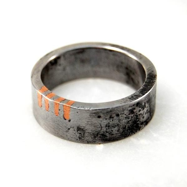 Industrial Ring | Blind Spot Jewellery