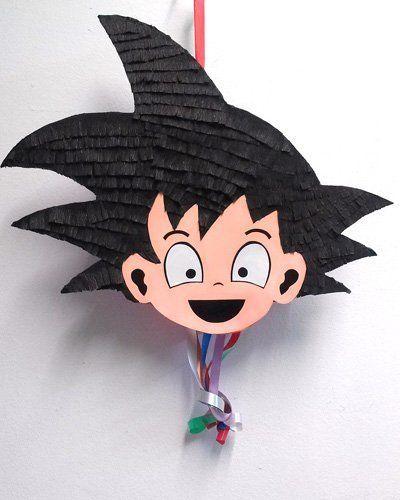 Resultado de imagen para piñata de dragon ball z