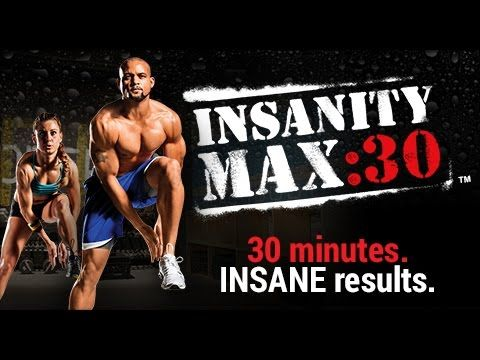 Beachbody Insanity Max:30 Base Kit DVD Workout | Workouts - VideoReviews