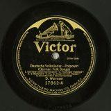 Zither music? Browse All Recordings | Deutsche Volkslieder : Potpourri, Take 1 (1913-05-02) | National Jukebox LOC.gov
