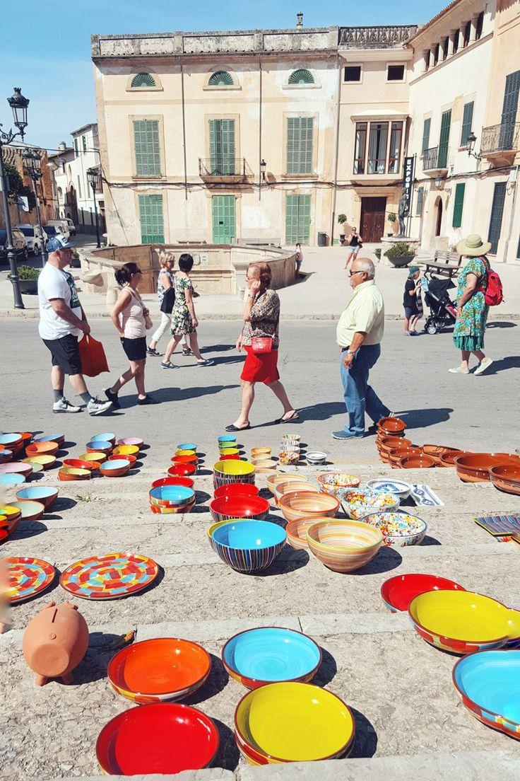 Der Wochenmarkt in Felanitx