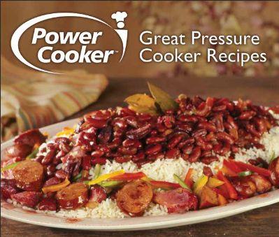 Tristar Power Cooker Electric Pressure Cooker Cookbook download pdf