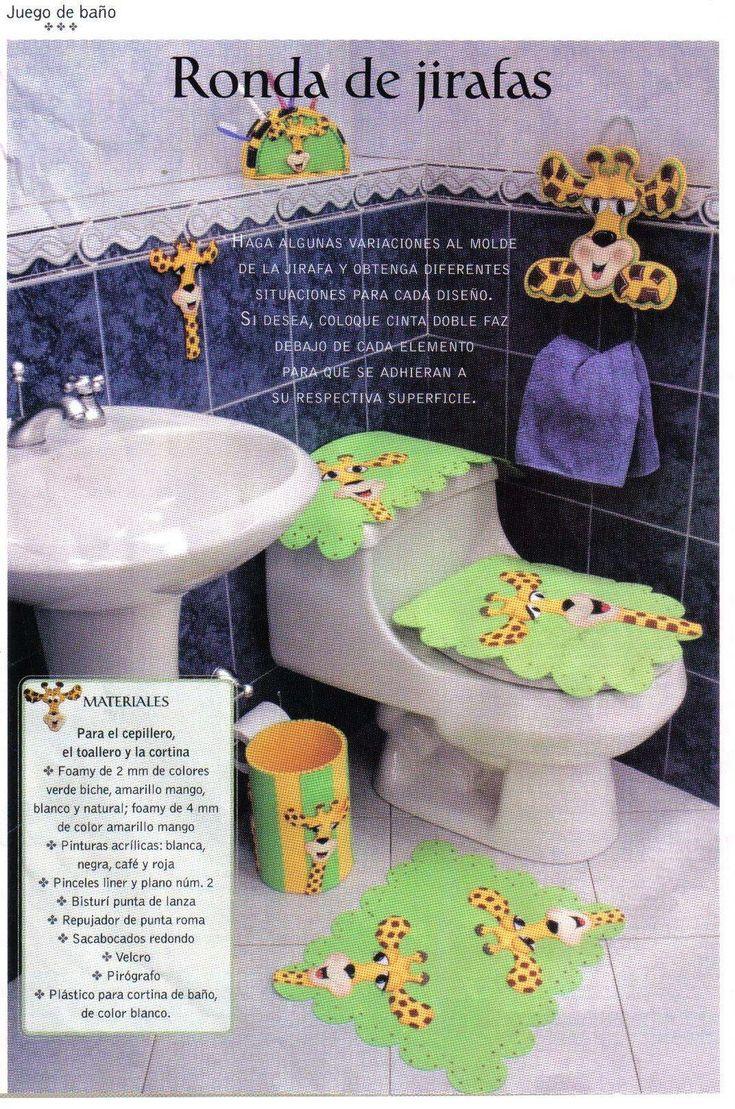 Foami decorar cuartos de ba os y cocinas search for Ideas para decorar banos