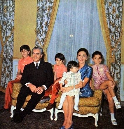 The Imperial Family of Iran